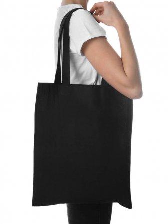 Сумка шоппер (черная)