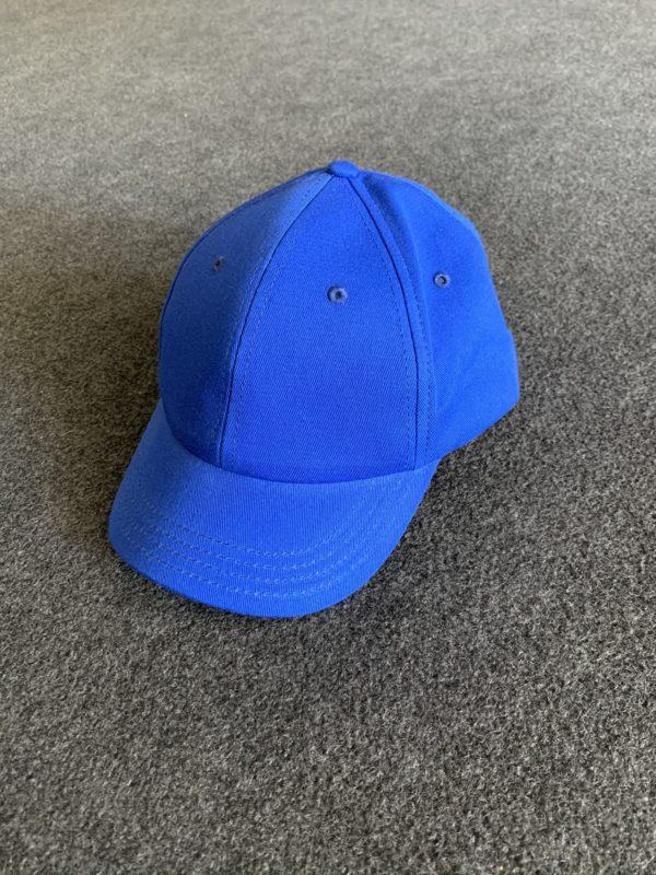 Бейсболка Premium синяя