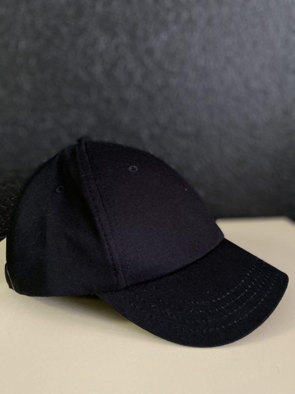 Бейсболка Premium черная