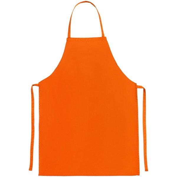 Фартук оранжевый